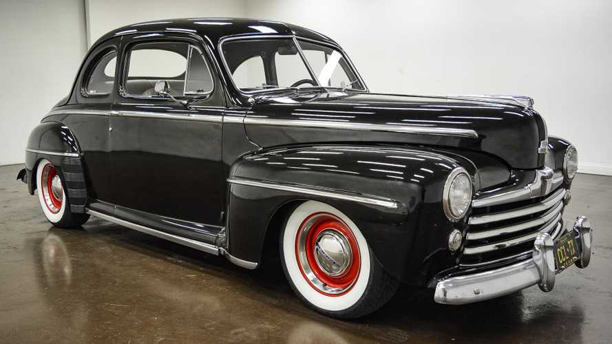 Restomod 1948 Ford Coupe Hides Its High-Performance Secrets