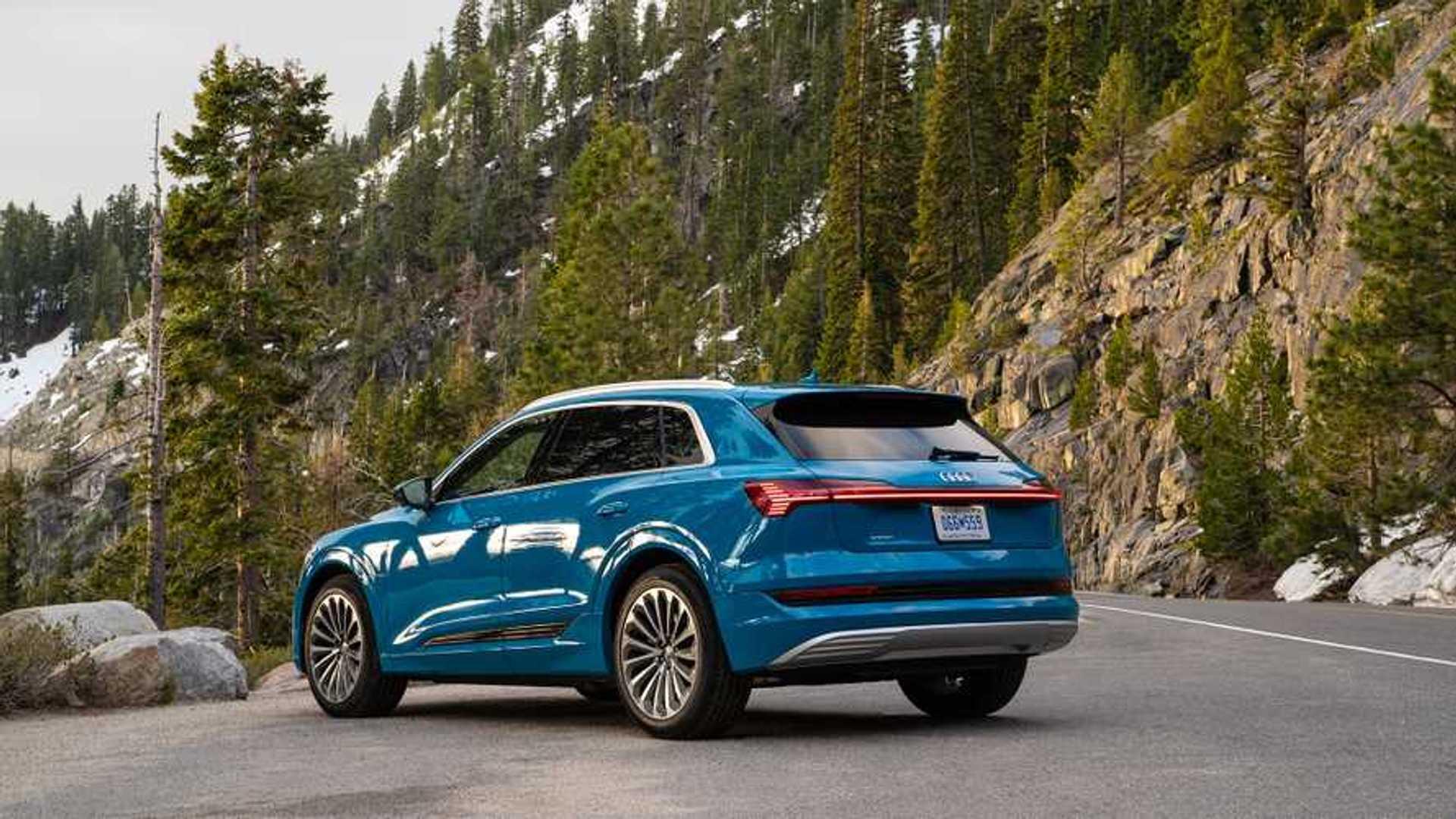 In August, Audi e-tron Sales In U.S. Declined