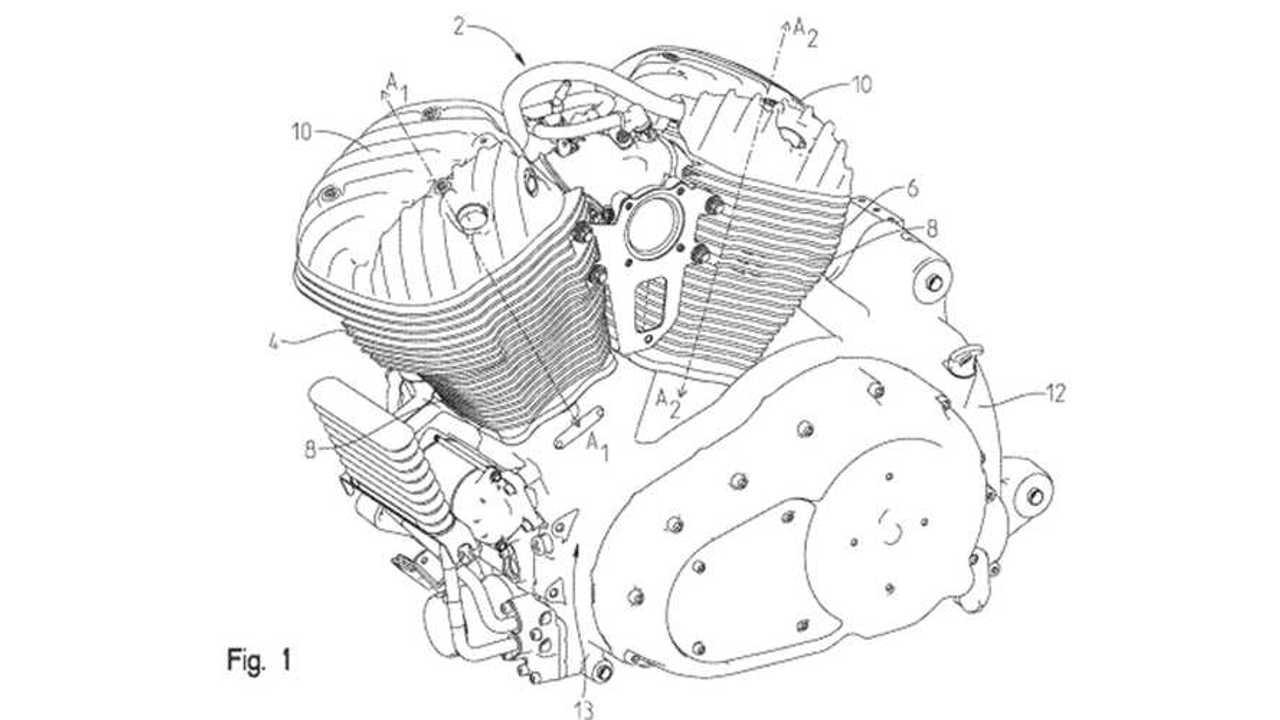 Indian VVT Patent