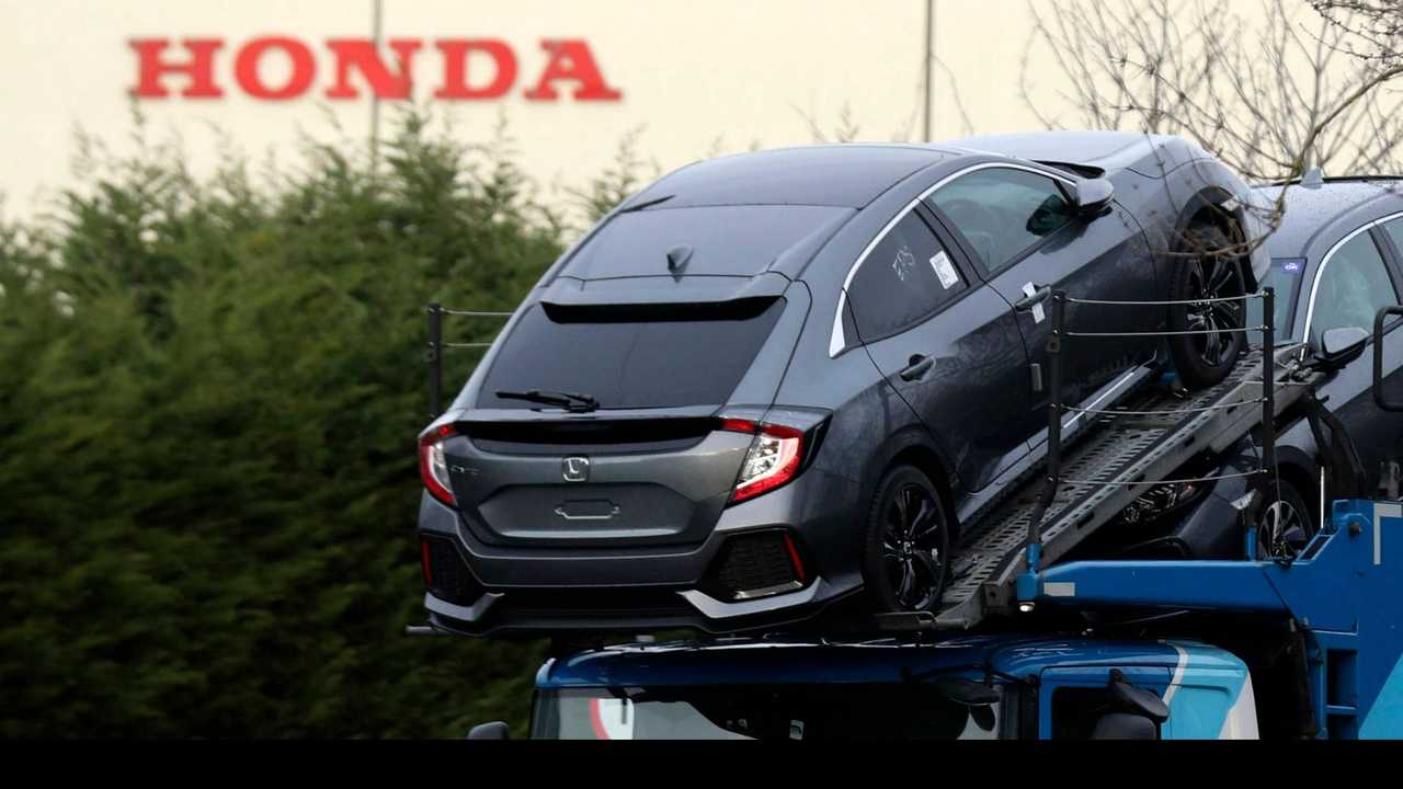 Honda Üretim Açıklaması