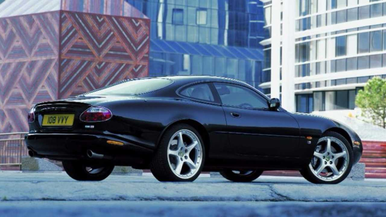 Jaguar XK8/XKR