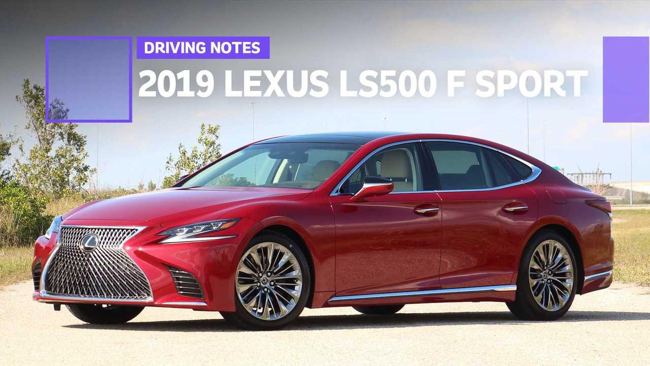 Lexus Drive Notes