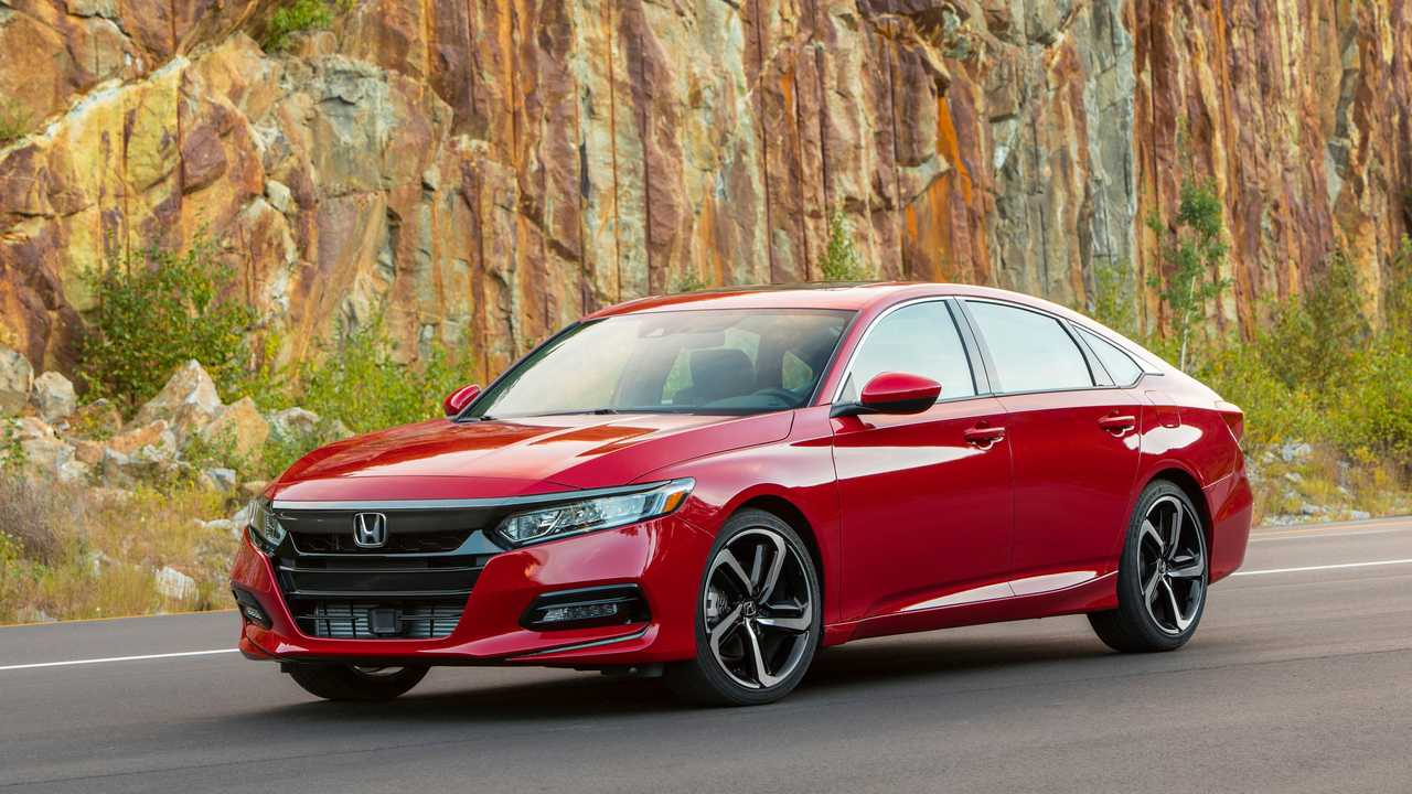 14. Honda Accord