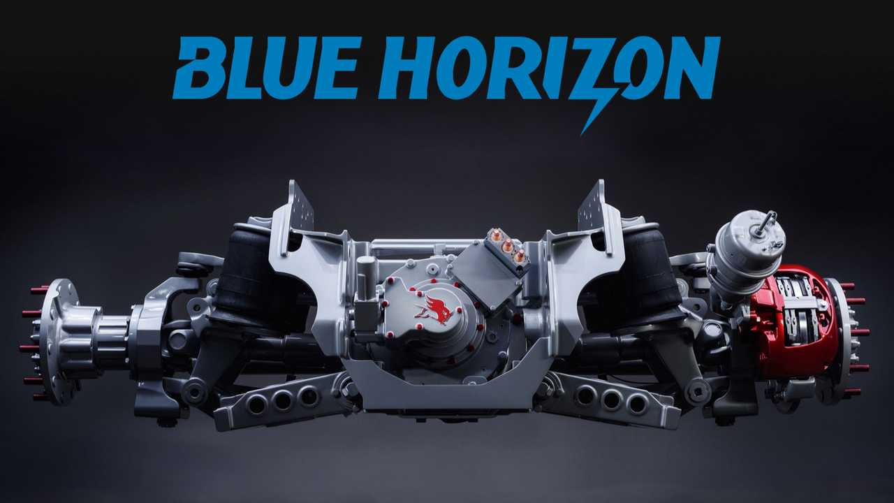Meritor Blue Horizon