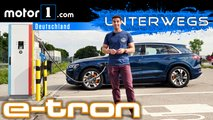 Video: Audi e-tron 55 Quattro (2019) im Test