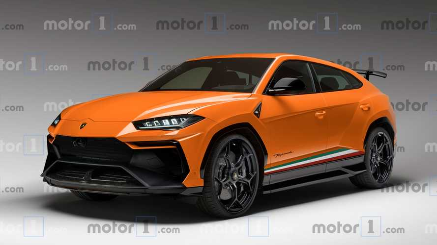 Lamborghini Urus Performante Rendering Previews Supercar Of SUVs