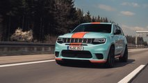 Jeep Grand Cherokee Trackhawk GULF 40 by GeigerCars
