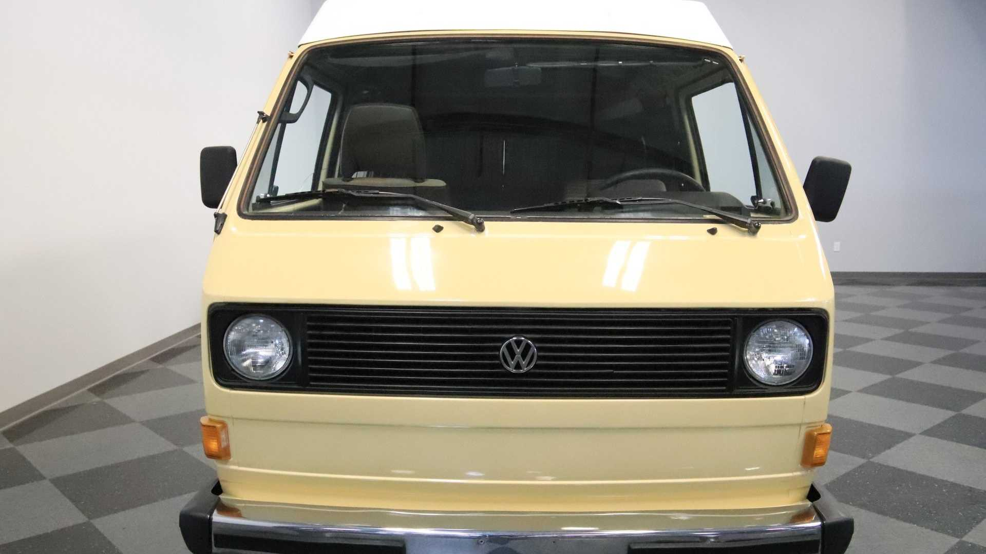 "[""Go Exploring in this 1980 Volkswagen Vanagon Westfalia""]"