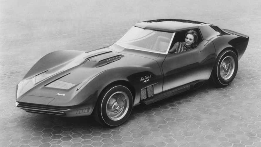 Chevrolet Mako Shark II 1965