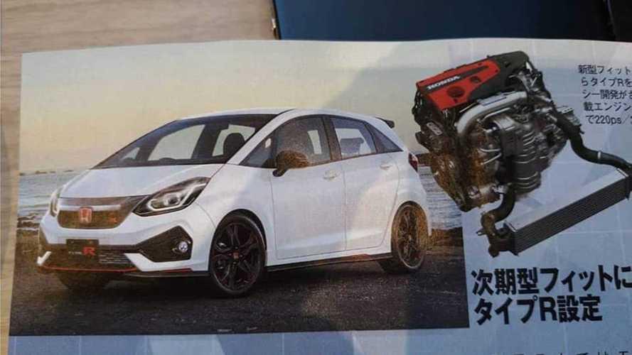 Novo Honda Fit terá versão esportiva Type R, diz revista