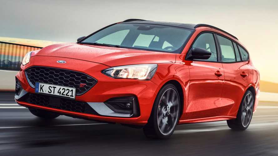 Ford Focus ST SportBreak 2019: ¡niños, sujetaos!