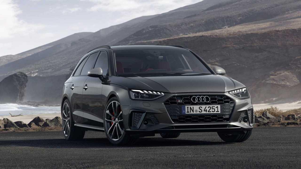 Audi A4 2020 (gama completa)