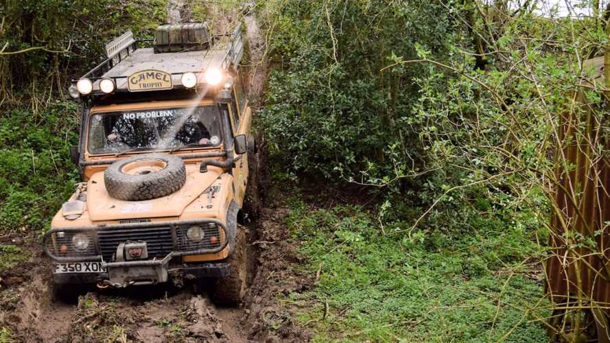 This 1989 Land Rover One Ten Won The Toughest Off-Road Event Ever