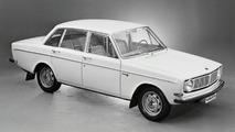 1967 Volvo 144