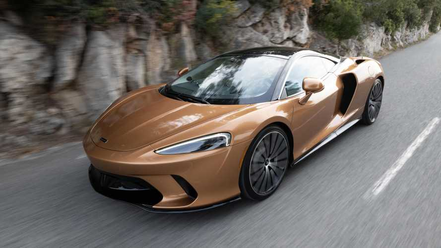 McLaren Is Taking Its New Grand Tourer On A Grand Tour