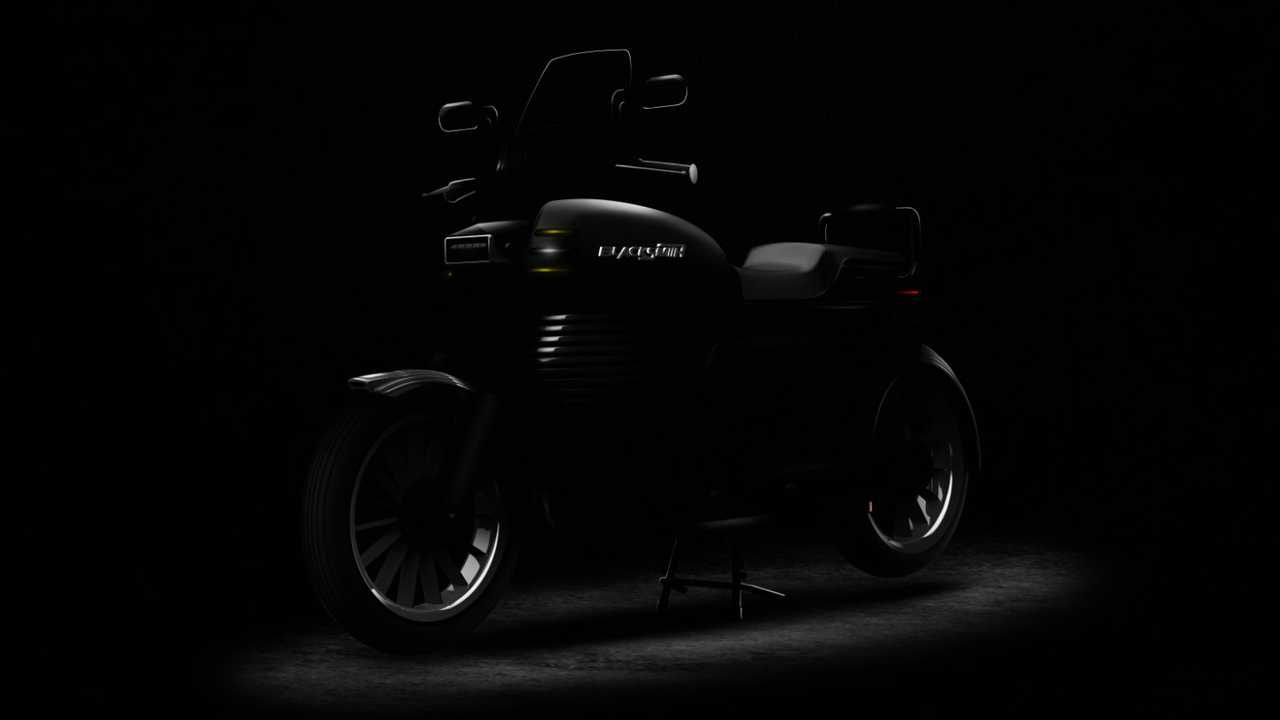 Blacksmith Electric B2 Concept Front View