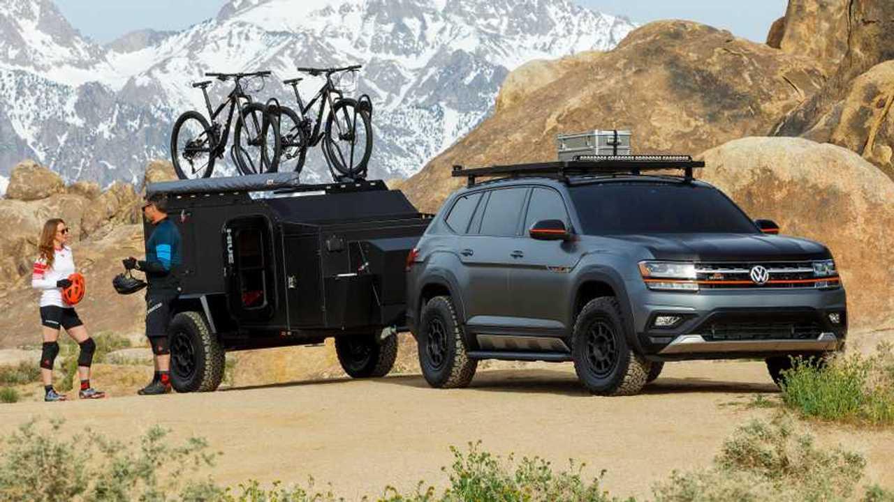 VW Atlas Basecamp Concept lead image