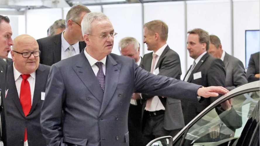 Dieselskandal: Anklage gegen Ex-VW-Chef Winterkorn