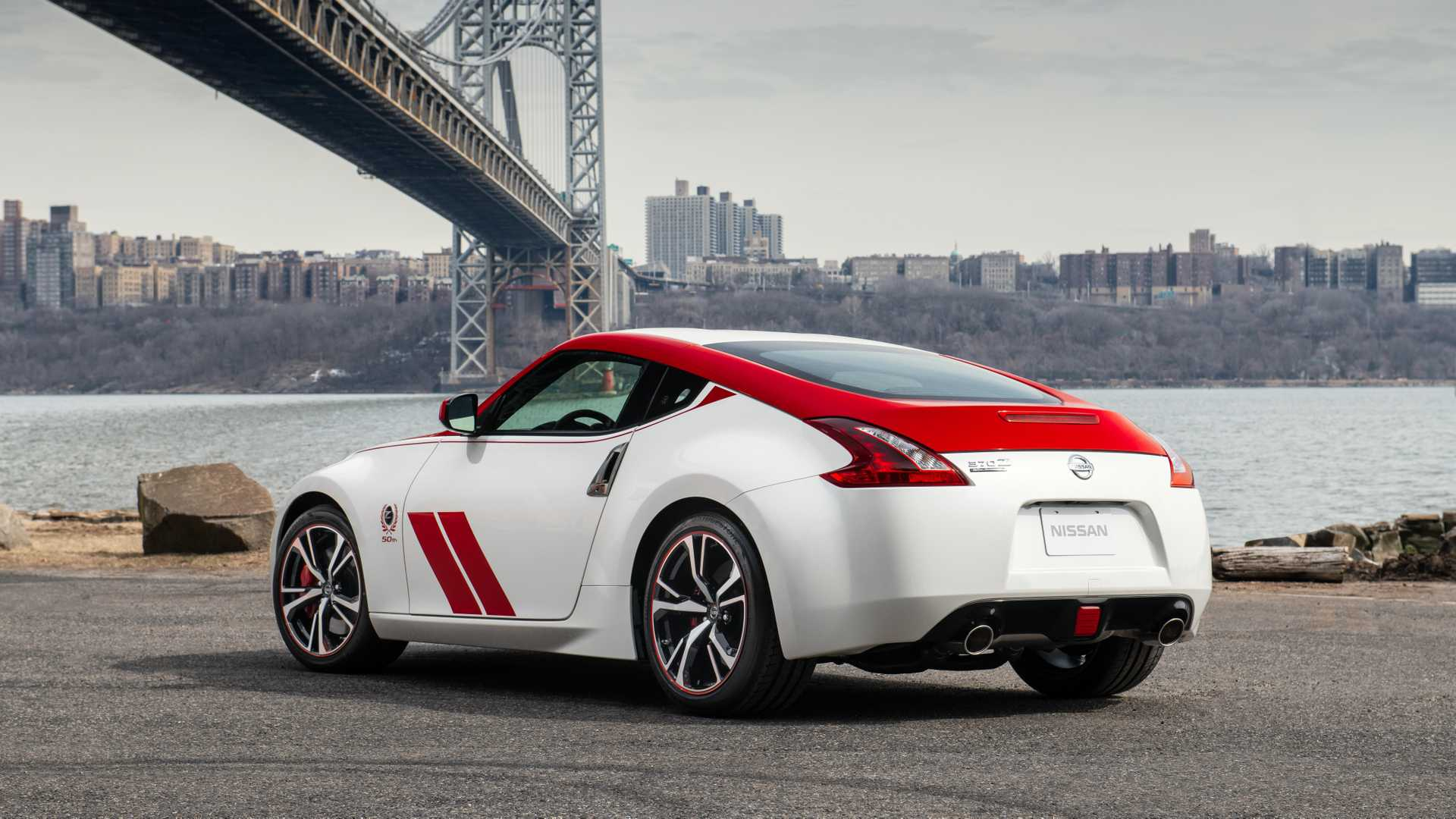 2020 Nissan 370Z Spy Shoot
