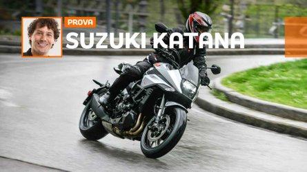 Suzuki Katana - TEST