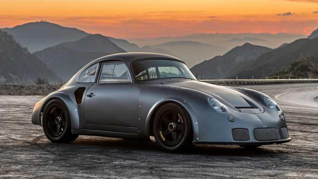 Porsche 356 RSR Lead