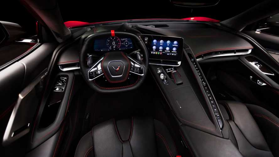 Chevrolet Corvette Stingray (2019)