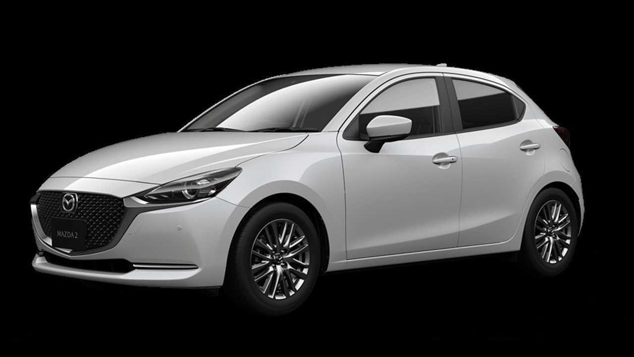 2020 Mazda2 (JDM Spec) | Motor1.com Photos