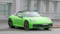 Porsche 911 Targa (2019) zeigt sich ungetarnt!