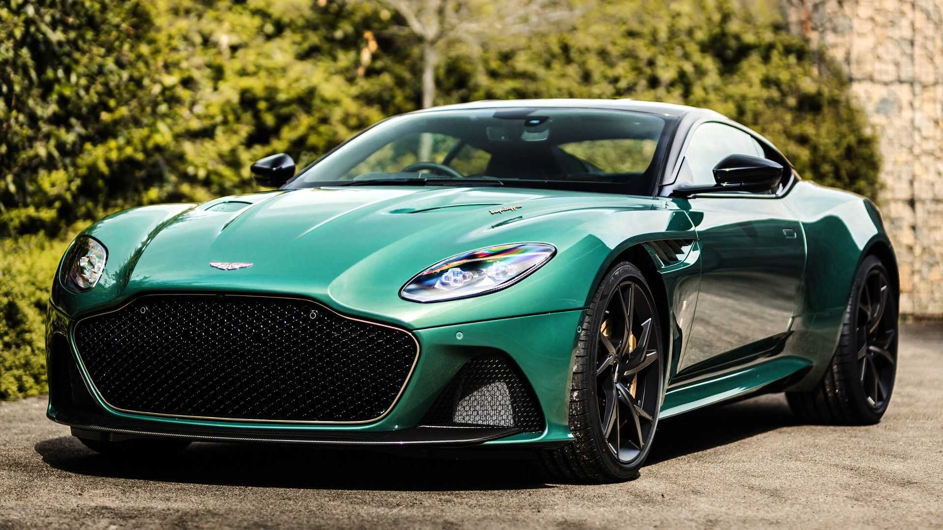 First Aston Martin Dbs Le Mans Tribute Arrives