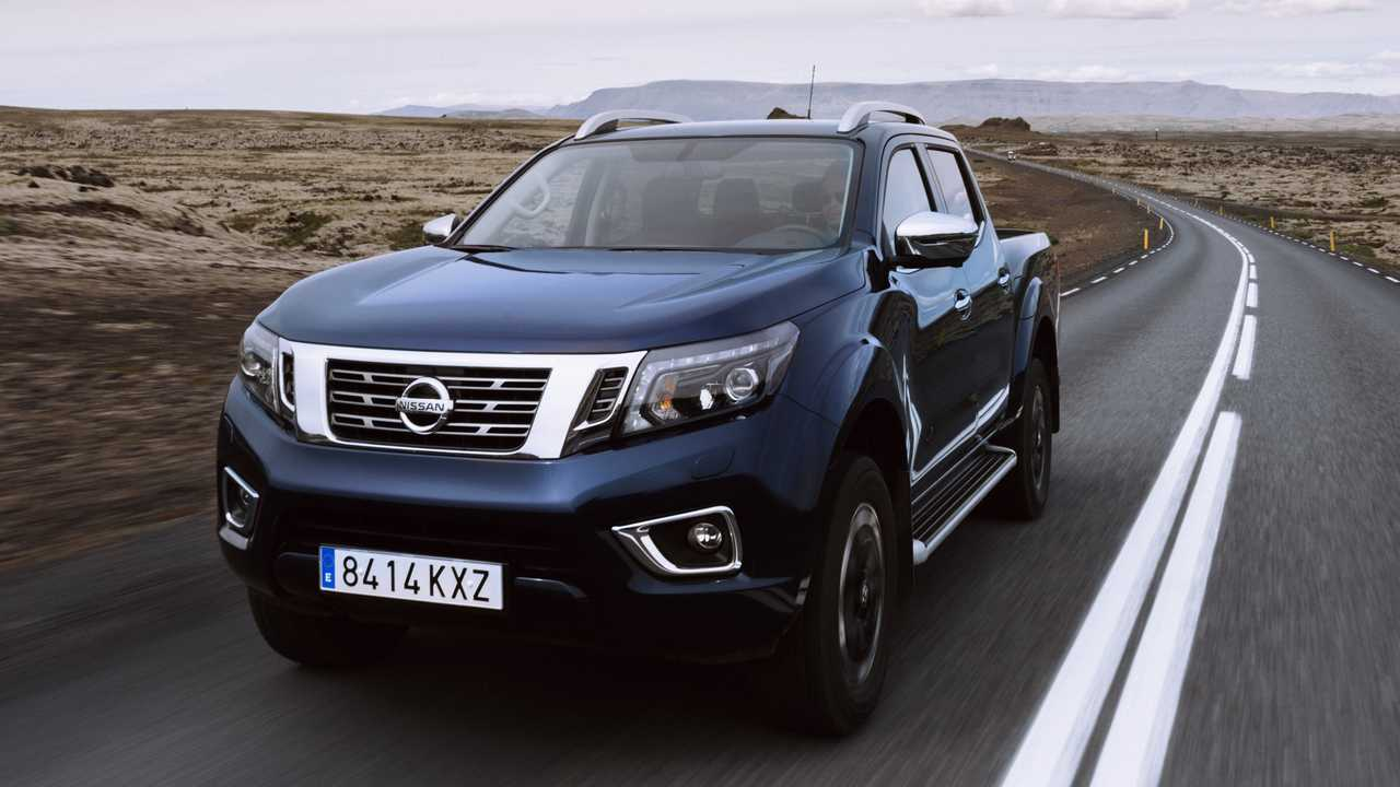 Nissan Frontier 2020 (Europa)