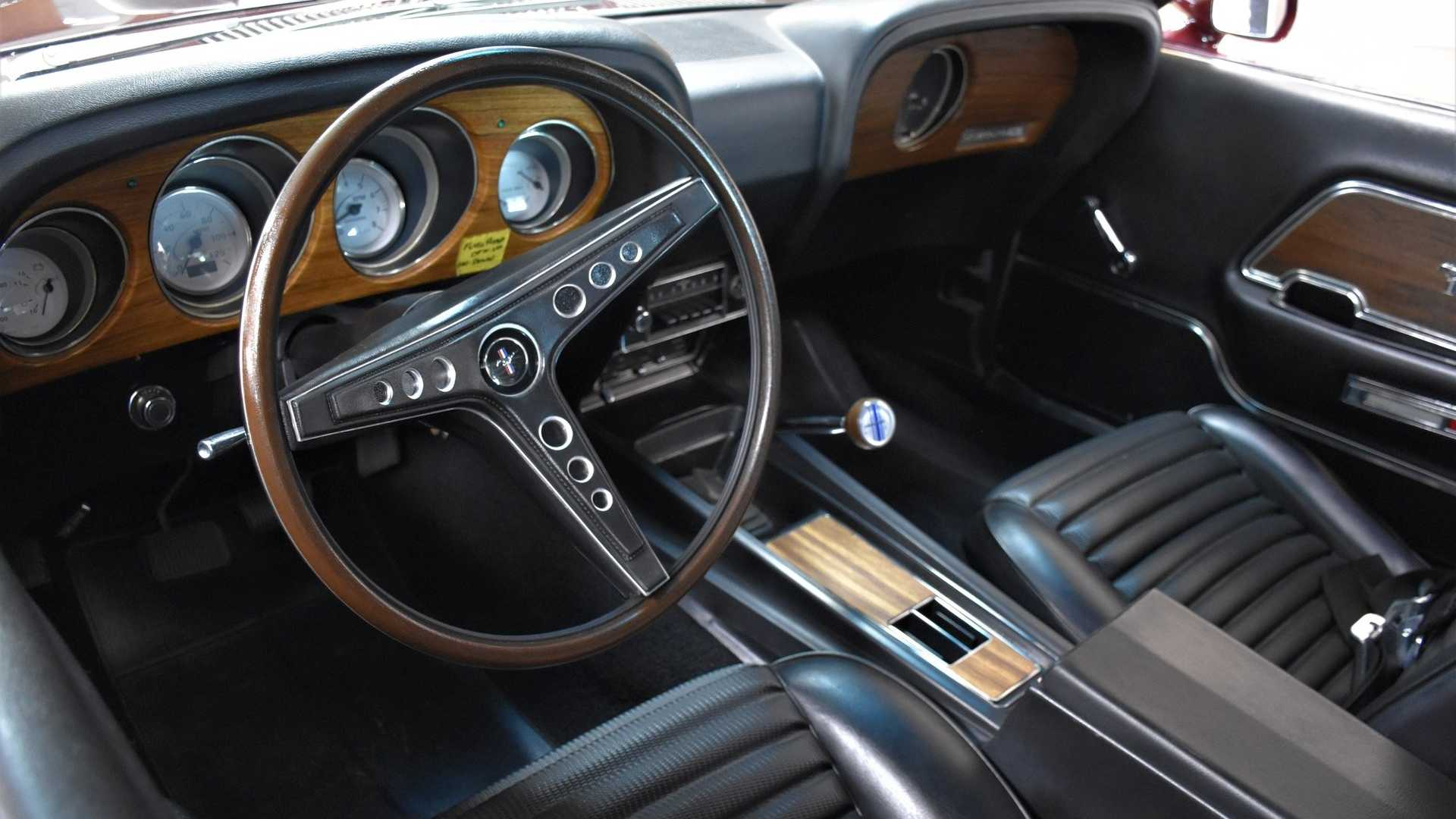 """[""""True Z-Code 1969 Ford Mustang Boss 429 Is A Rare Find""""]"""