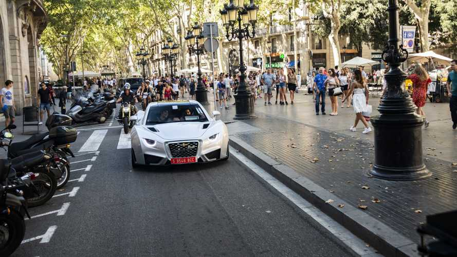 Hispano Suiza Carmen Claims Barcelona Streets: And Its Own Brand
