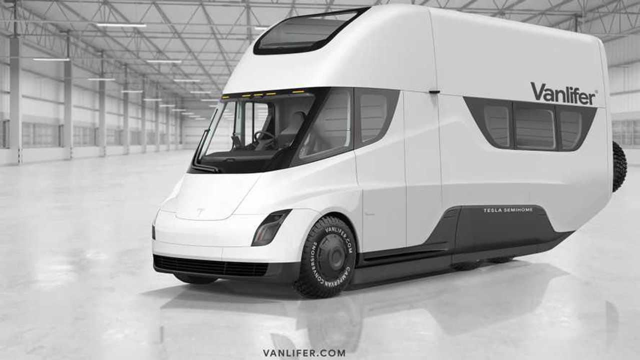 Tesla Semihome RV By Vanlifer