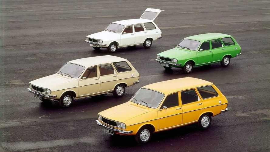 50 Jahre Renault 12