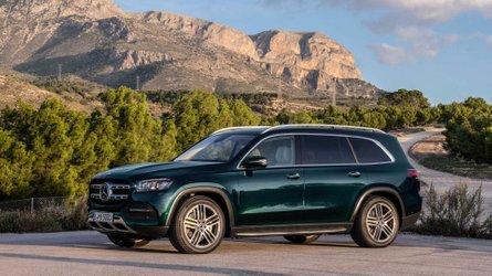Mercedes GLS (2019): Neue Generation des Oberklasse-SUVs