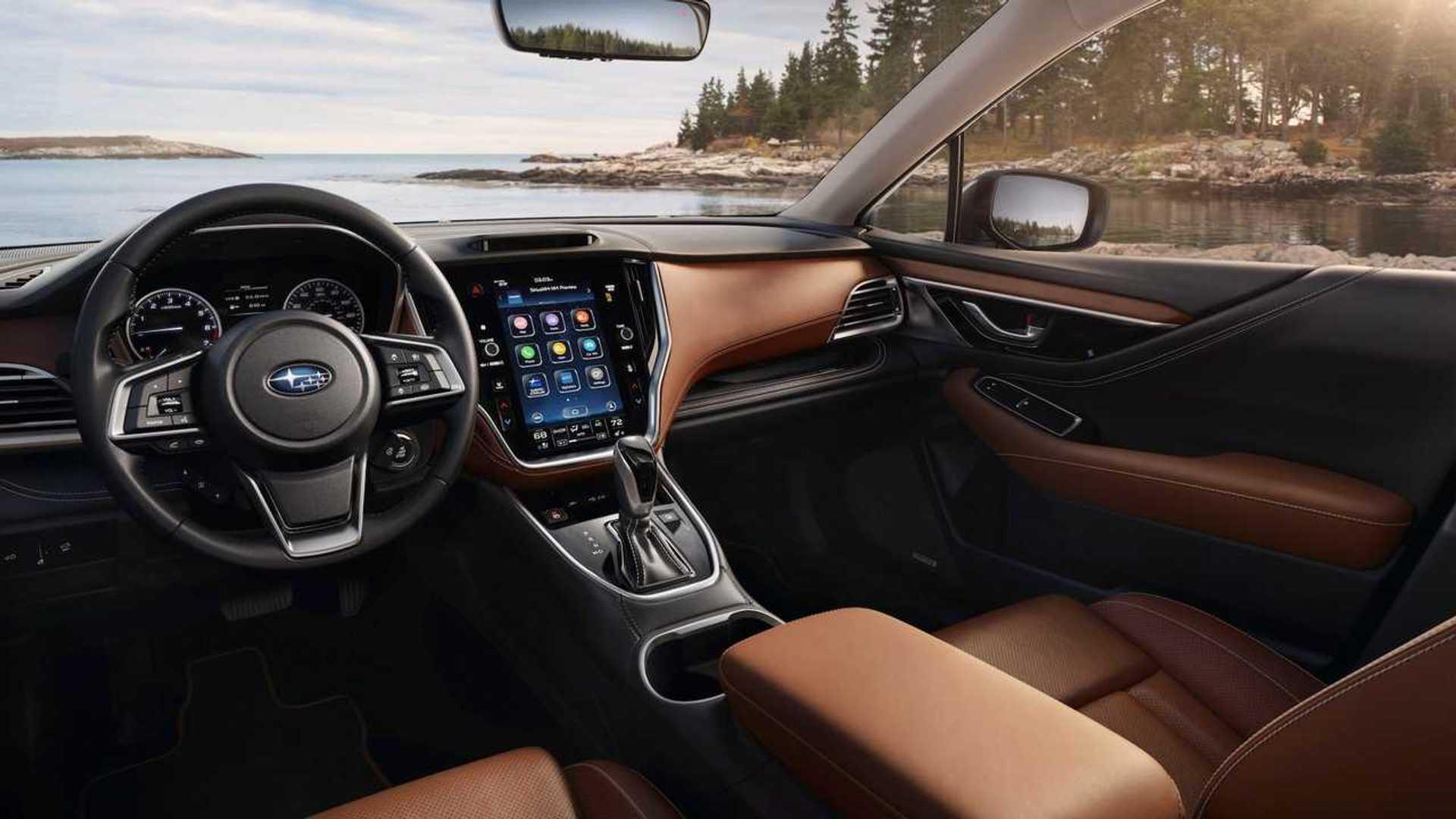 2020 Subaru Outback Exterior and Interior