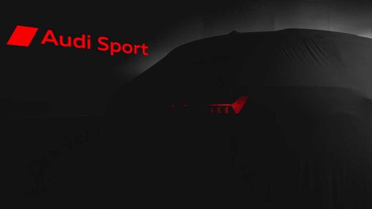 2020 Audi RS6 Avant teaser