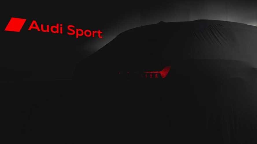 Audi Sport Teases New RS Model, Could It Be The RS6 Avant?