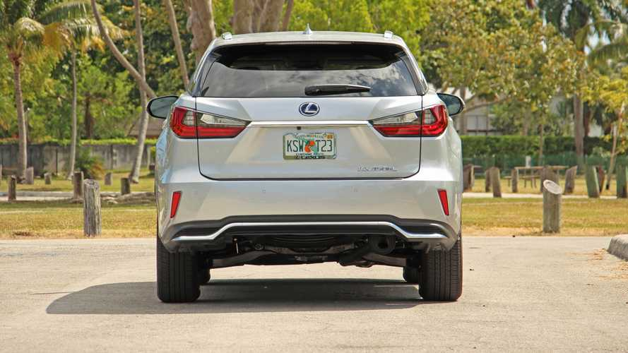 2019 Lexus RX 450hL Review
