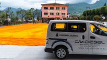 e-NV200 Floating Piers