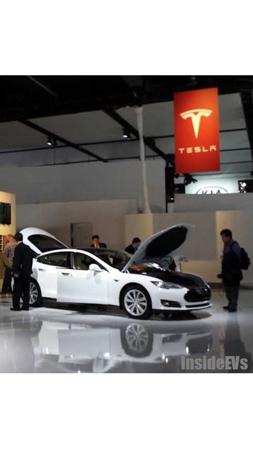 Tesla Gen III on Track For 2017 Launch - Electric Truck Not in Development Yet