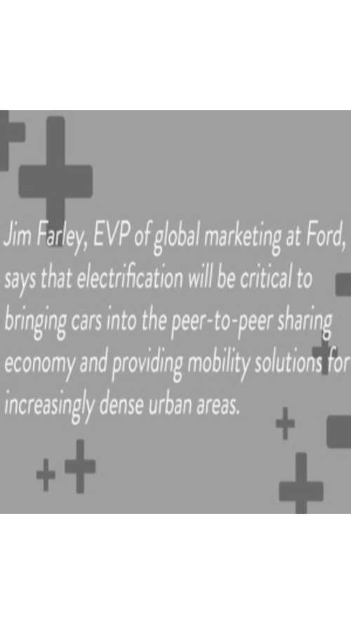 Video: Ford Discusses Future Peer-to-Peer EV Sharing