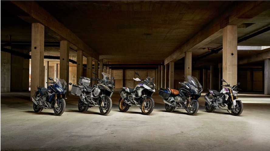 BMW Motorrad Shows Record Sales For Eighth Year In A Row