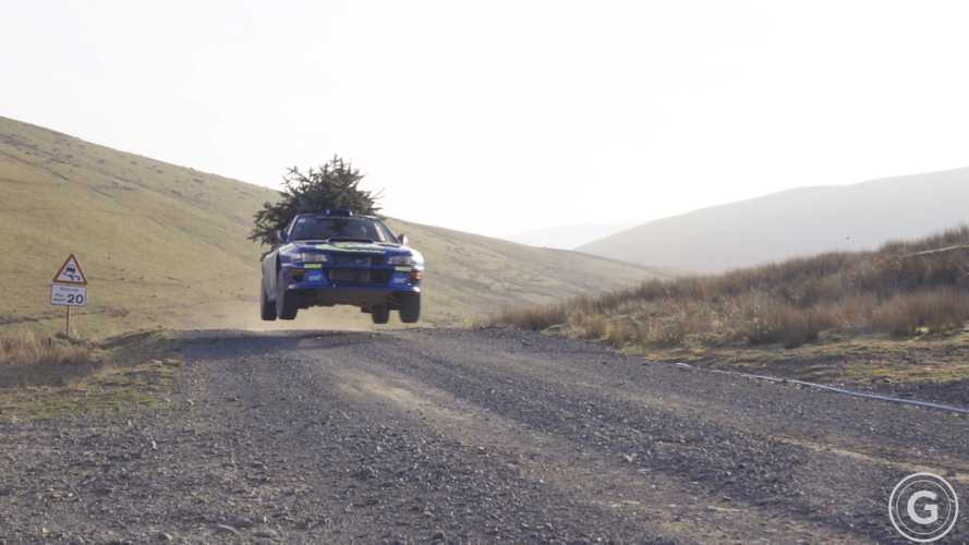 Nem múlhat el karácsony egy Subarus videó nélkül