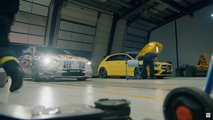 Mercedes-AMG A45 Teaser-Screenshot