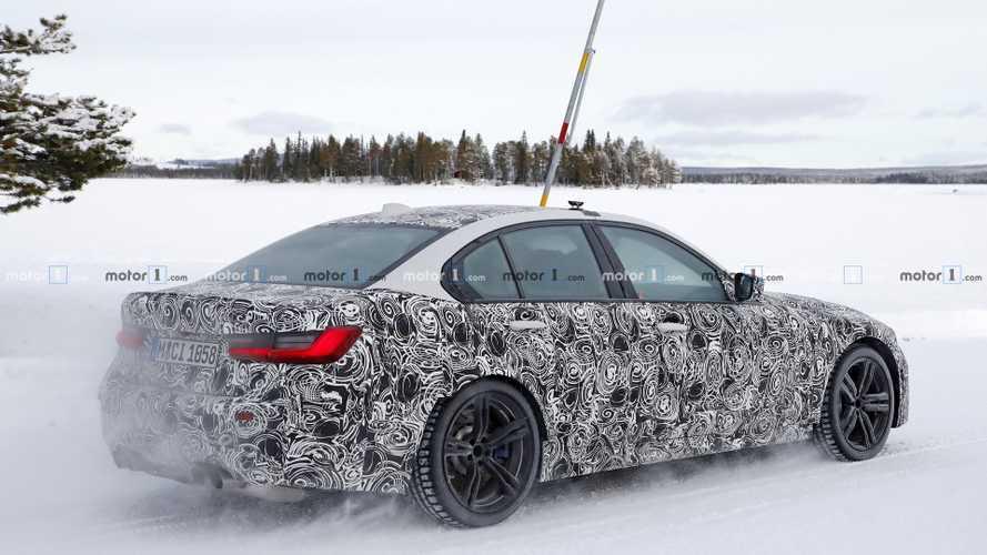 La nouvelle BMW M3 sera proposée en 480 et 510 ch !