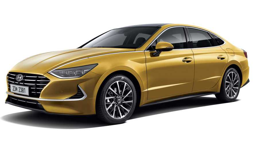 All-new 2020 Hyundai Sonata revealed, possible i40 replacement