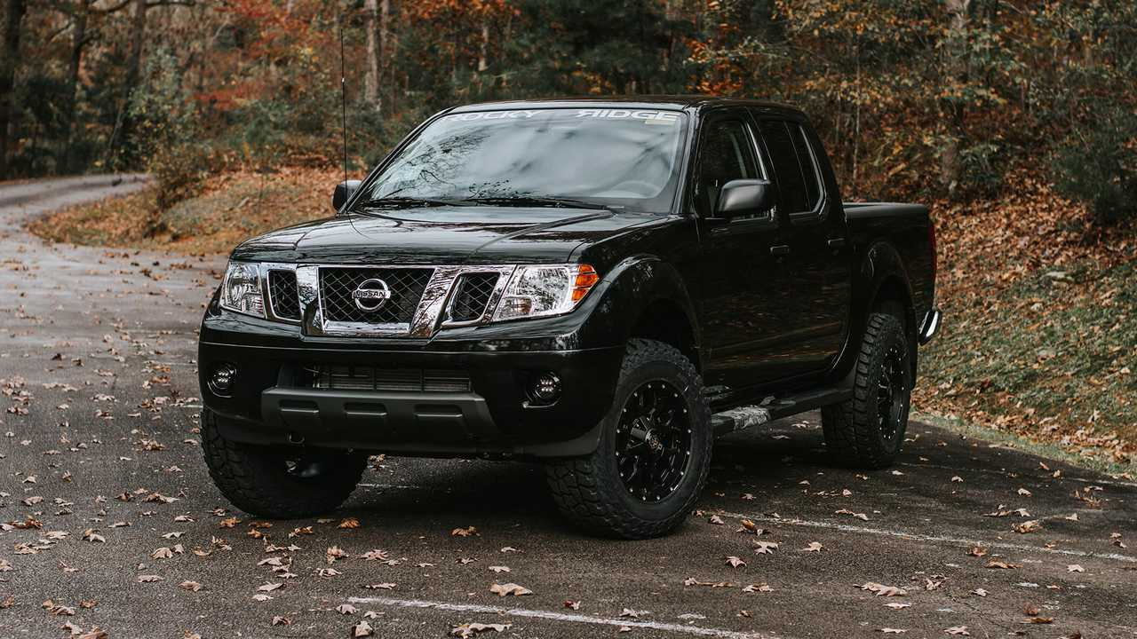 New Nissan Frontier To Arrive In September 2020