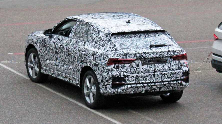 2020 Audi Q4 Spied With Full Production Body