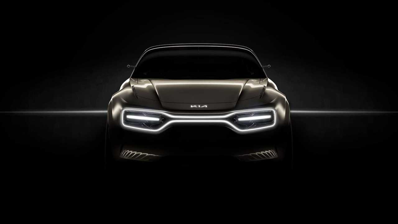 Kia'nın yeni elektrikli konsepti